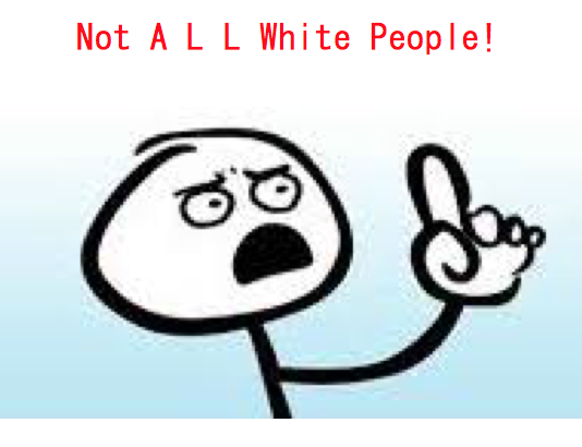 Not All White People