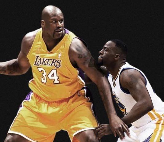 Draymond-Shaq defense debate