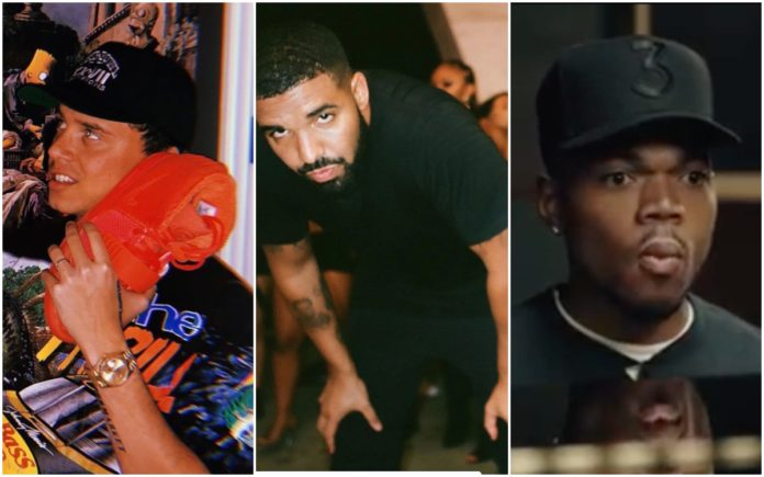 Corny Hip-Hop Logic Drake Chance Hopsin Macklemore Big Sean