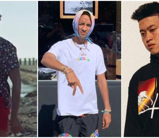 Rappers Not Corny Childish Gambino Jaden Smith