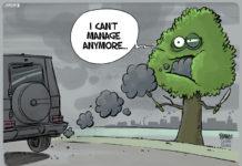Air Pollution Cartoon Erizon Environmental Guide