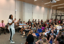 Maya Moore WNBA player activist