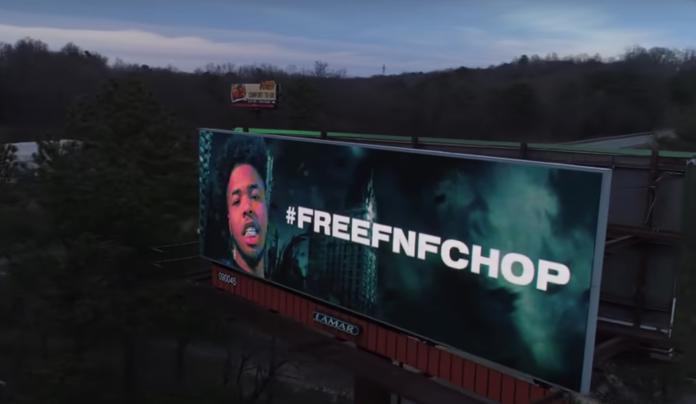 FNF Chop Walk Down Video