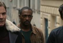 Falcon Winter Soldier with Zemo