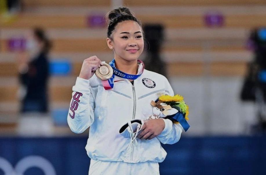 Sunisa Lee Gold Medal